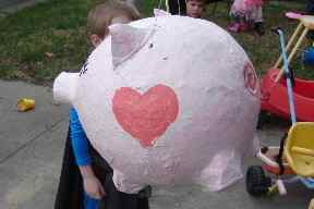 The Beloved Pink Piggy