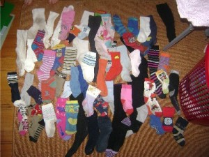 The Joy of Odd Socks